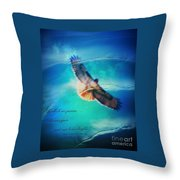 Life Reflects Our Passion Throw Pillow