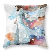Life The Universe And Everything Throw Pillow