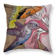 Life Through My Eyes Throw Pillow