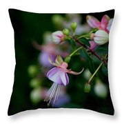 Life's Quiet Moments Throw Pillow
