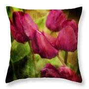 Life's Song - Image Art By Jordan Blackstone Throw Pillow