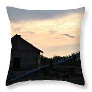 Light After Darkness Throw Pillow