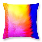 Light Breaking Through But We Don't Know What To Do  Throw Pillow