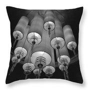 Light Fantastic Throw Pillow