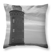 Light House Throw Pillow