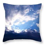 Light IIi Throw Pillow