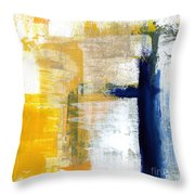 Light Of Day 3 Throw Pillow