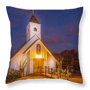 Light Painting 6 Throw Pillow
