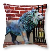Lightbearer Throw Pillow