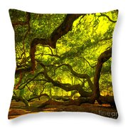 Lighter Version 40x40 Throw Pillow