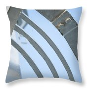 Lighthouse Abstract Throw Pillow