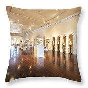Lightner Museum 1 Throw Pillow