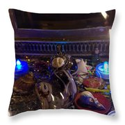 A Wishing Place 3 Throw Pillow