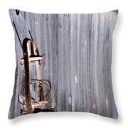 Lights Out - Photopower Throw Pillow