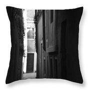 Light's Passage - Venice Throw Pillow