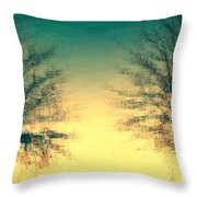 Like Destiny Throw Pillow