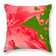 Like Fireworks On The 4th Of July Throw Pillow