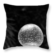 Like Moons In The Garden Throw Pillow