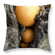 Like Peas In A Pod Throw Pillow