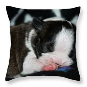 Lil Dreamer Throw Pillow