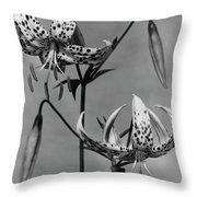 Lilium Bellingham Throw Pillow