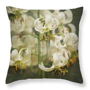 Lily My Love Throw Pillow