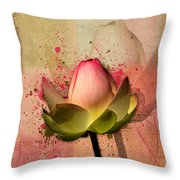 Lily My Lovely - S03d4 Throw Pillow