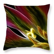 Lily Of My Dreams Throw Pillow