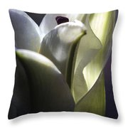 Lily's Eve Throw Pillow