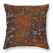 Limbinosity Throw Pillow