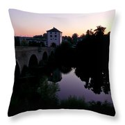 Limburg Dawn Throw Pillow