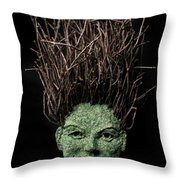 Limitless Throw Pillow