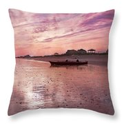 Limitless  Throw Pillow by Betsy Knapp