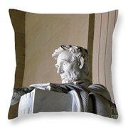 Lincoln IIi Throw Pillow