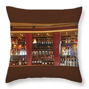 Lincoln Red Robbin Throw Pillow by PainterArtist FIN