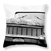 Lincoln Throw Pillow by Scott Pellegrin