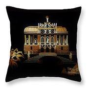 Linderhof Palace Throw Pillow