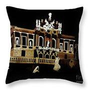 Linderhof Palace_2 Throw Pillow