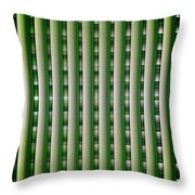 Line Line And More Throw Pillow