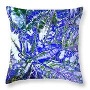 Line Texture Colour Throw Pillow