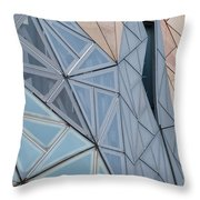 Lines - Shapes - Colors Throw Pillow