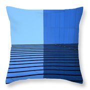 Squared Reflection Throw Pillow