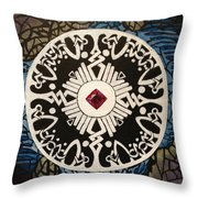 Linked To The Past Throw Pillow