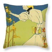 Lippincotts May Throw Pillow