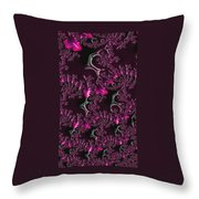 Liquified Colors Phone Cases Throw Pillow