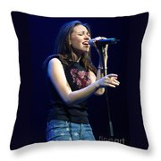 Lisa Pagano Throw Pillow