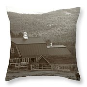 Lisbon Farm Throw Pillow
