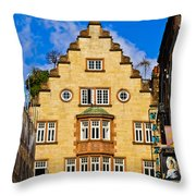Lisle Street Throw Pillow