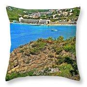Little Bay Throw Pillow