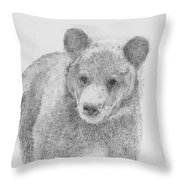 Little Boo Throw Pillow